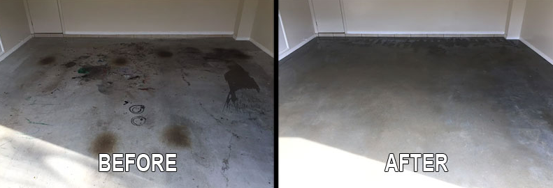 concrete cleaners